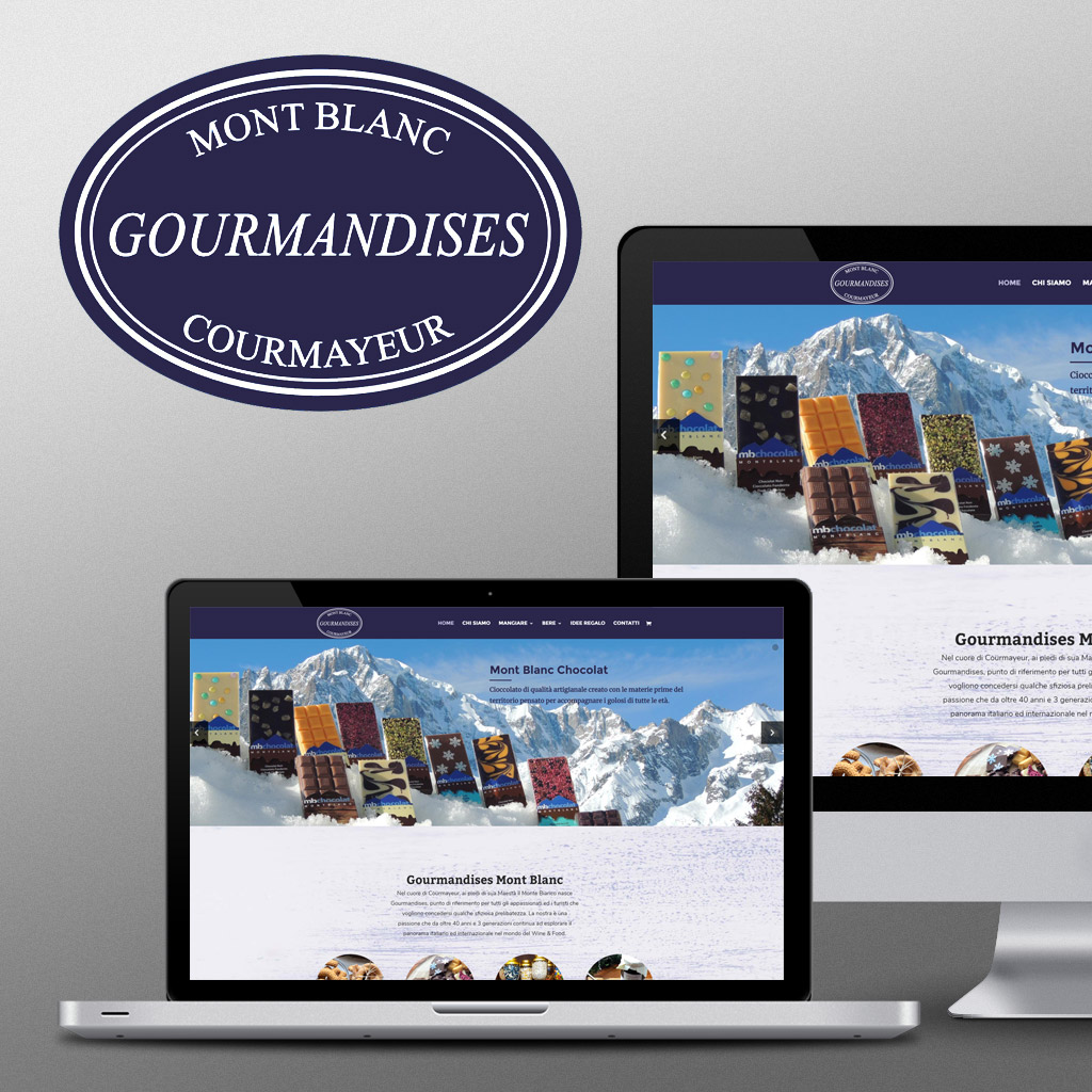 Gourmandises Mont Blanc